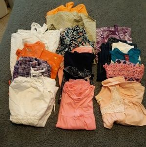 15 pieces Girls clothing